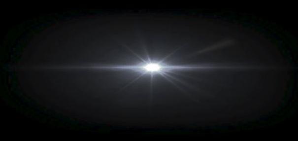 X Rebirth Geometric Lensflares Simon Schreibt